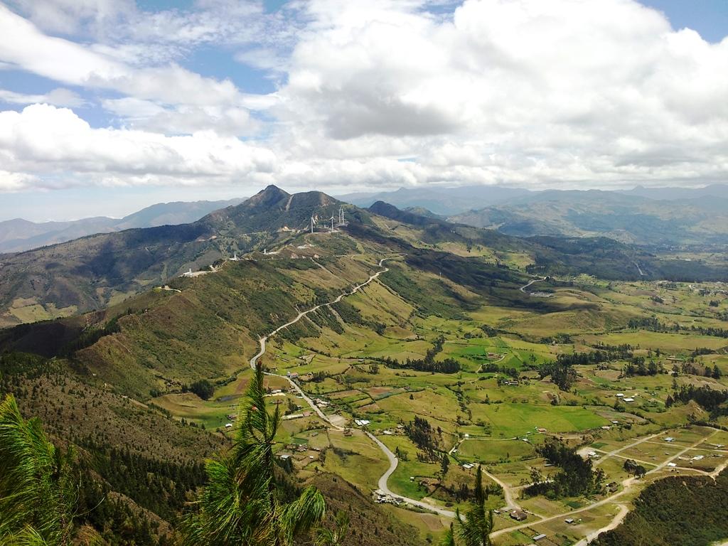 Vía antigua a Catamayo