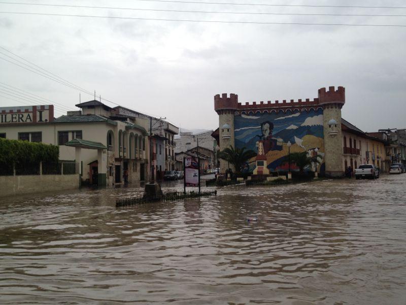 Inundación Loja