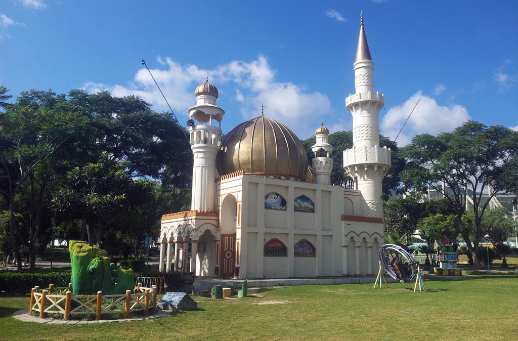 Mezquita Árabe