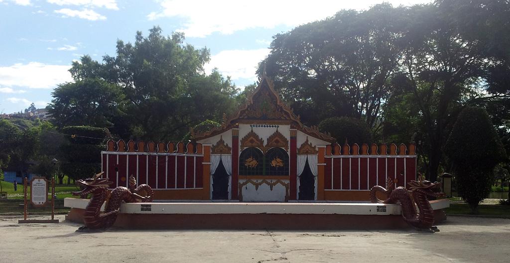 Templo Indo Malaico