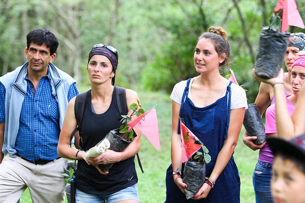 Raid La Saharienne en Ecuador